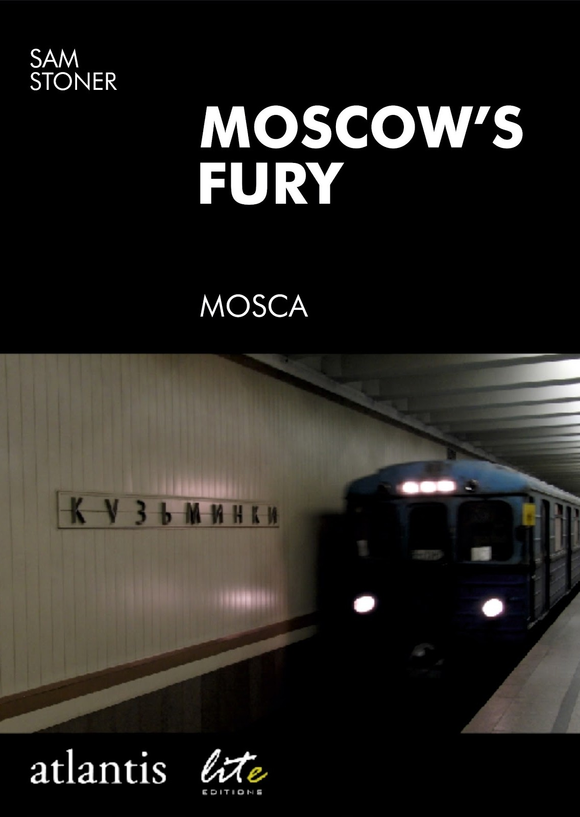 Moscow's Fury di Sam Stoner