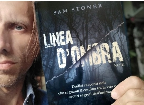 LIBRI NEWS INTERVISTA A SAM STONER